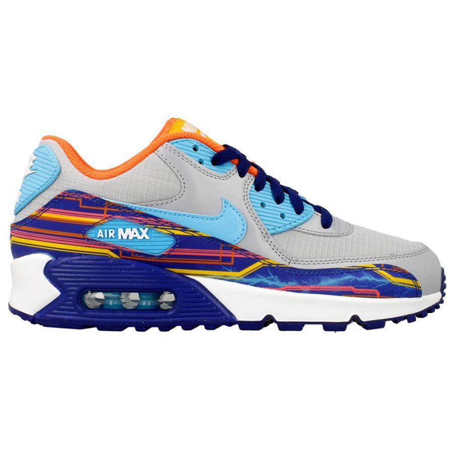 Nike Air Max 90 Prem Mesh GS 724882-001