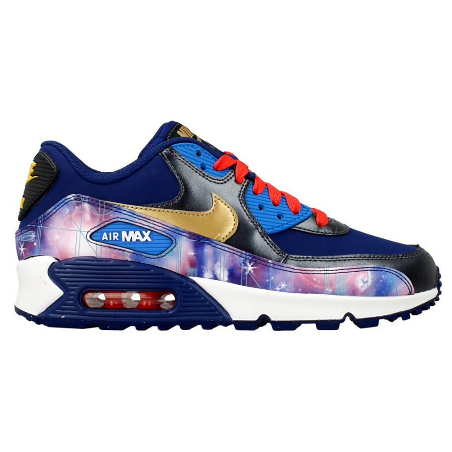 Nike Air Max 90 PREM LTR GS 724879-004