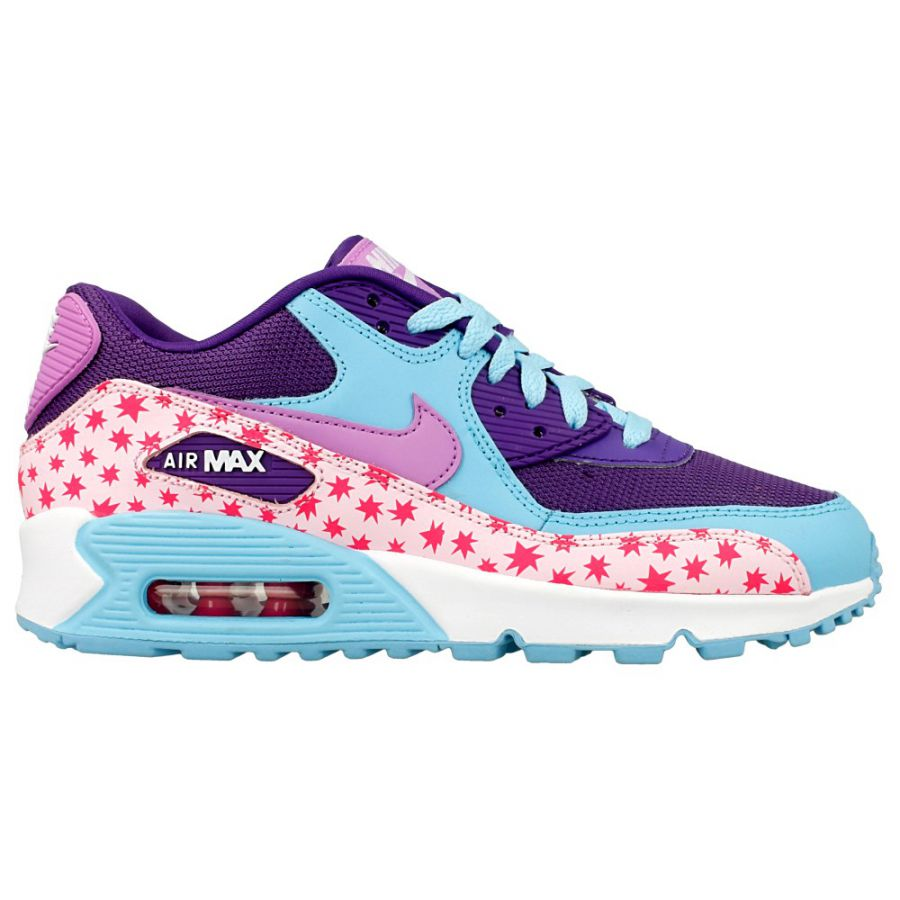 Nike Air Max 90 Prem Mesh GS 724875-600