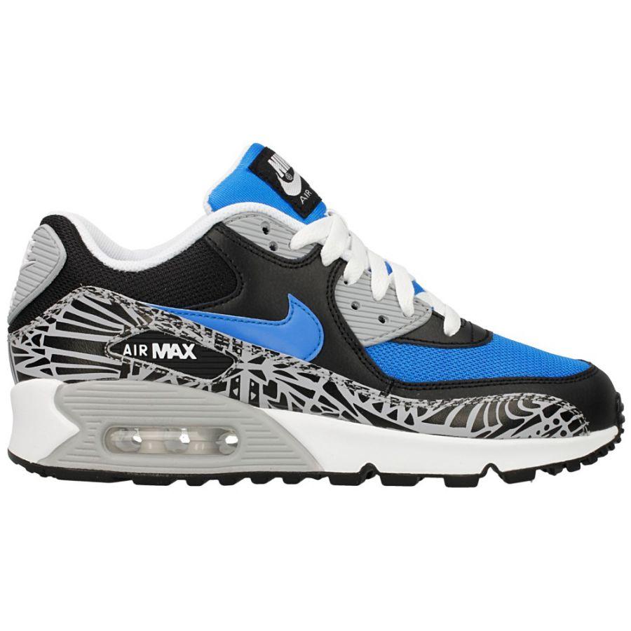 Nike Air Max 90 Prem Mesh Gs 724882-400