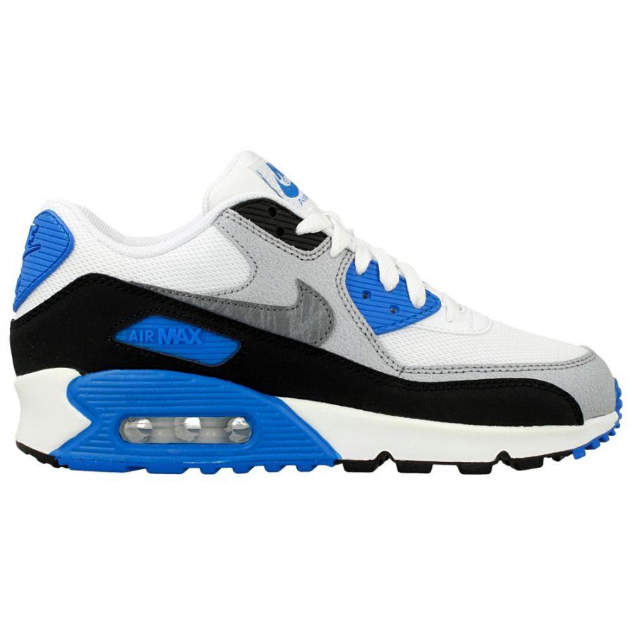 Nike Air Max 90 Mesh GS 724824-101