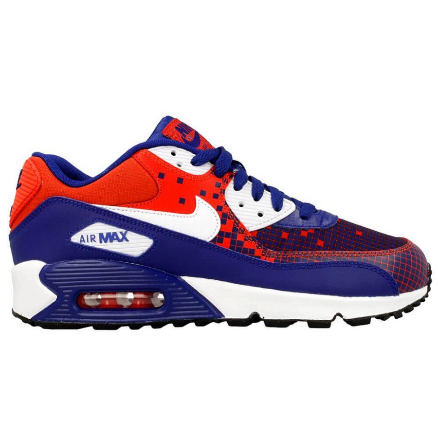 Nike Air Max 90 Premium Mesh GS 724882-401