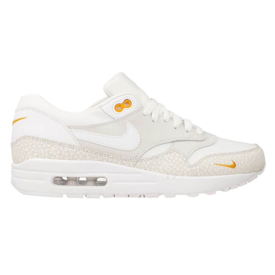 "Nike Air Max 1 PRM ""WHITE KUMQUAT"" 512033-010"