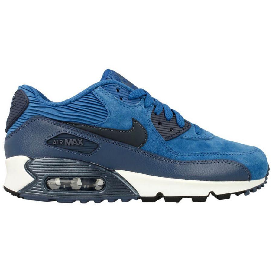 Nike Wmns Air Max 90 LTHR 768887-401