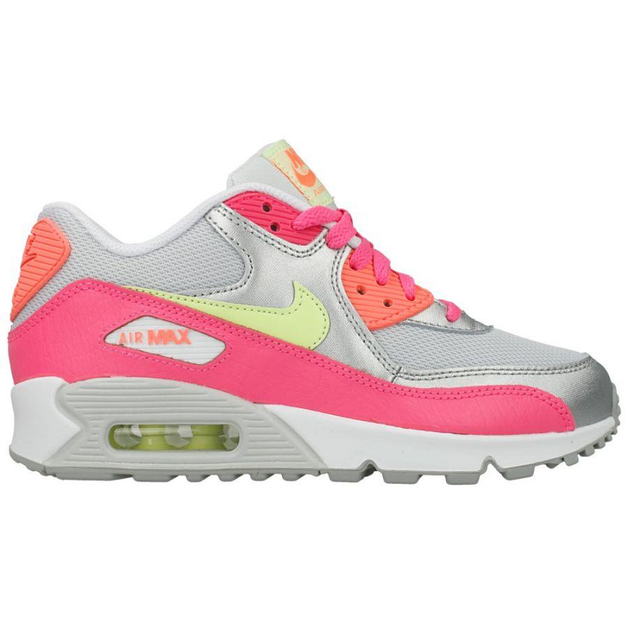 Nike Air Max 90 Mesh Gs 724855-001