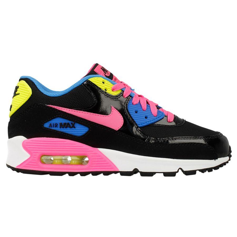 Nike Air Max 90 Mesh GS 724855-004