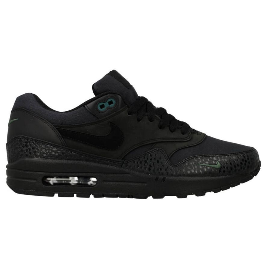 "Nike Air Max 1 PRM ""BLACK SAFARI"" 512033-030"
