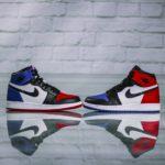 Sneakersowa święta trójca (kolorystyczna)